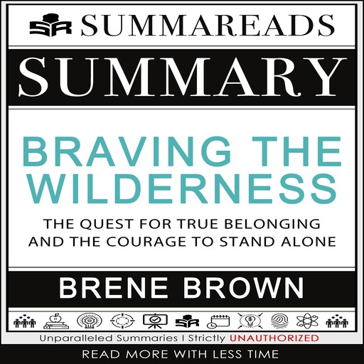 Summary of Braving the Wilderness, Summareads Media