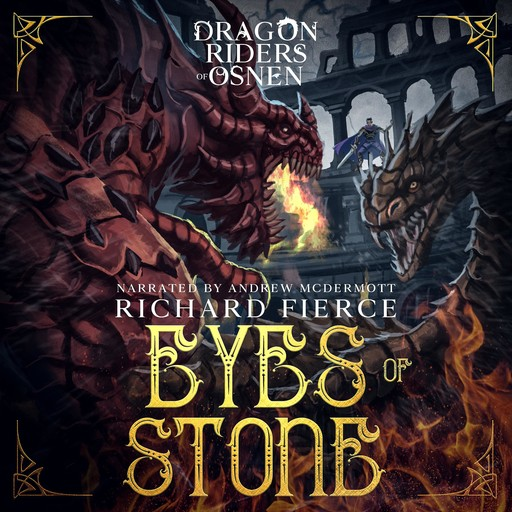 Eyes of Stone, Richard Fierce