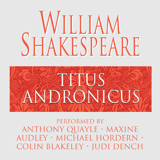 Titus Andronicus, William Shakespeare