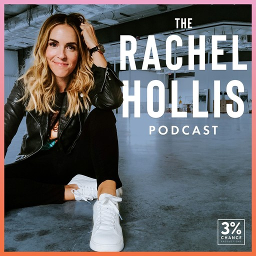 184: Rachel Sits With Her Favorite Artist to Talk Creating in Chaos, Three Percent Chance
