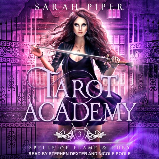Spells of Flame and Fury, Sarah Piper