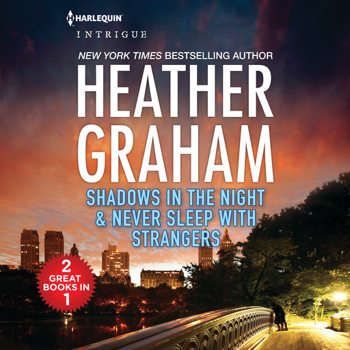 Shadows in the Night and Never Sleep with Strangers, Heather Graham