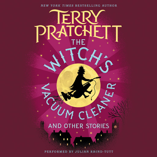 The Witch's Vacuum Cleaner and Other Stories, Terry David John Pratchett