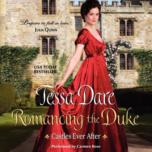 Romancing the Duke, Tessa Dare