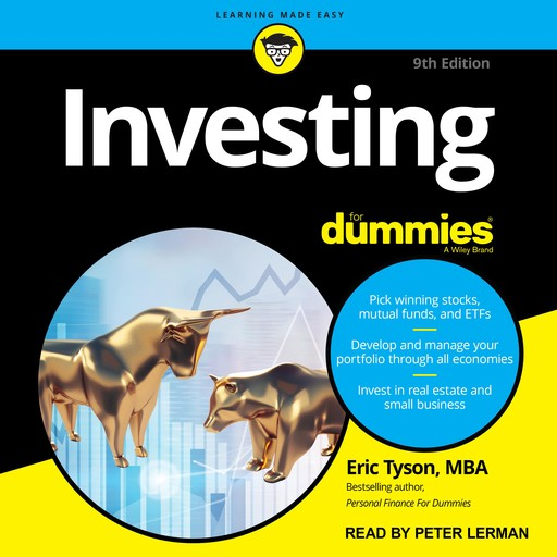 Investing For Dummies, Eric Tyson, M.B.A.