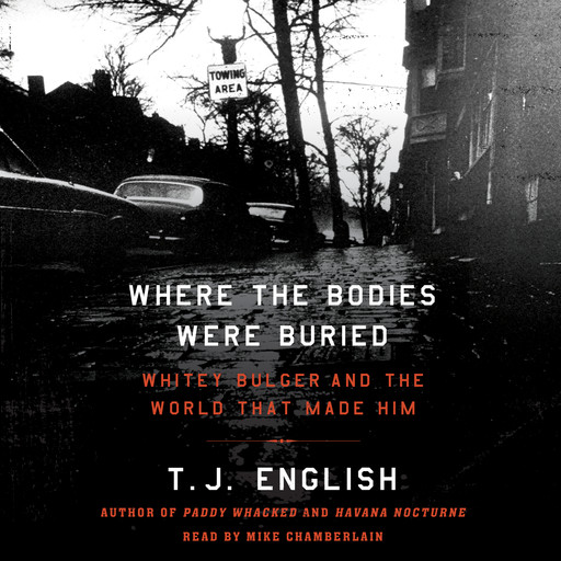 Where the Bodies Were Buried, T.J.English