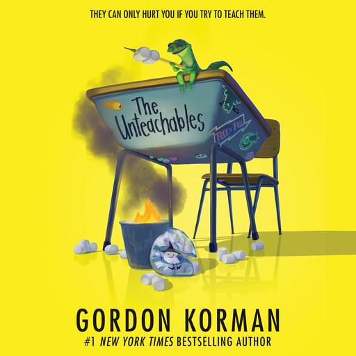 The Unteachables, Gordon Korman