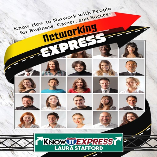 Networking Express, KnowIt Express, Laura Stafford