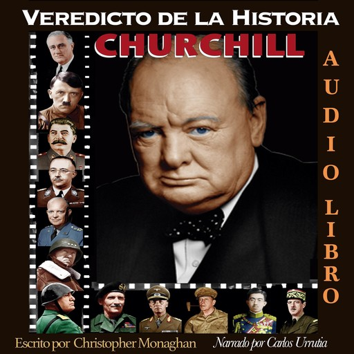 Veredicto de la Historia: CHURCHILL, Christopher Monaghan