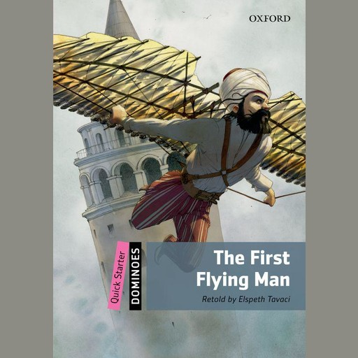 The First Flying Man, Elspeth Rawstron