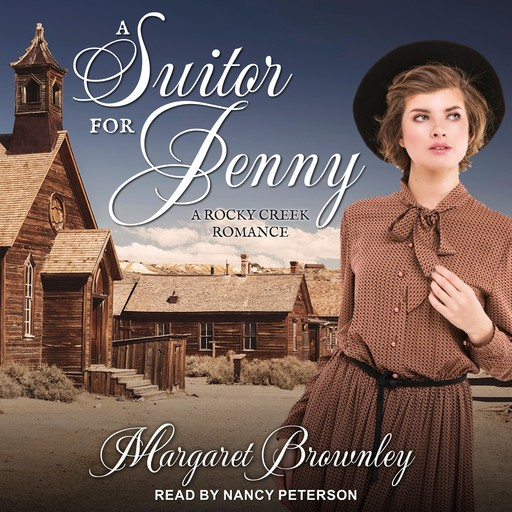A Suitor for Jenny, Margaret Brownley