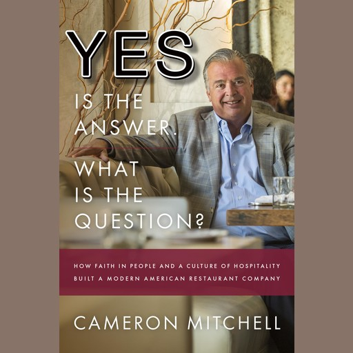 Yes is the Answer! What is the Question?, Cameron Mitchell
