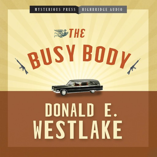 The Busy Body, Donald Westlake