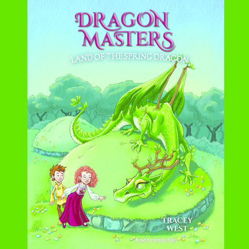 Land of the Spring Dragon, Tracey West