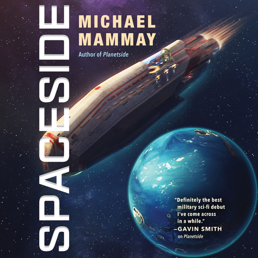 Spaceside, Michael Mammay