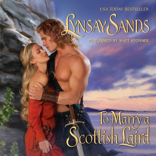 To Marry a Scottish Laird, Lynsay Sands