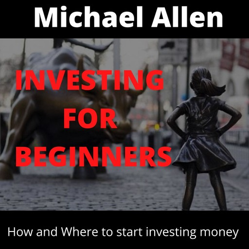 Investing for Beginners - How and Where to starting investing money, Michael Allen