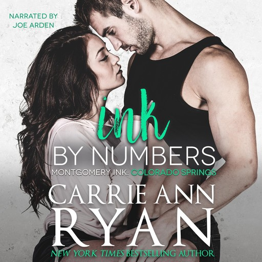 Ink by Numbers, Carrie Ryan