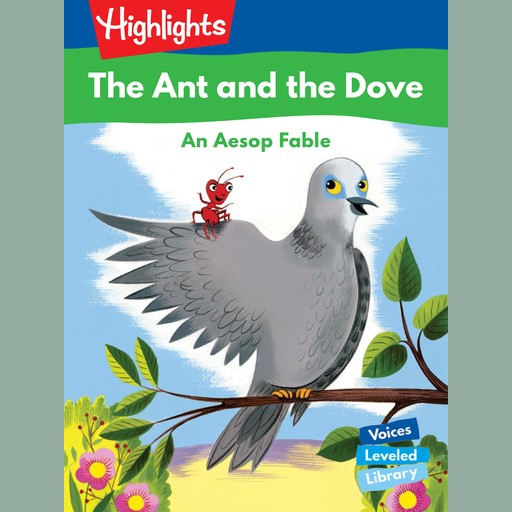 The Ant and the Dove, Aesop, Anne Gable