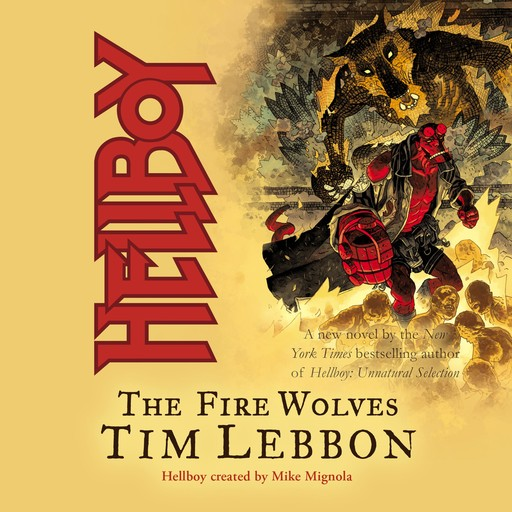 Hellboy, Tim Lebbon