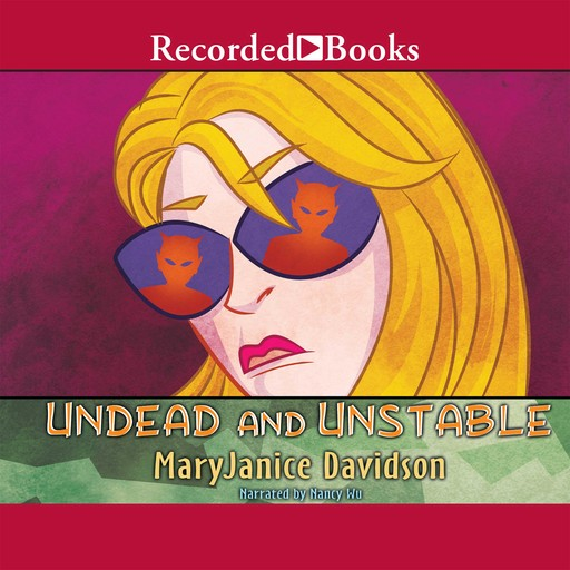 Undead and Unstable, MaryJanice Davidson