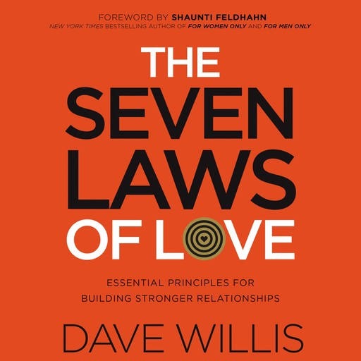 The Seven Laws of Love, Dave Willis