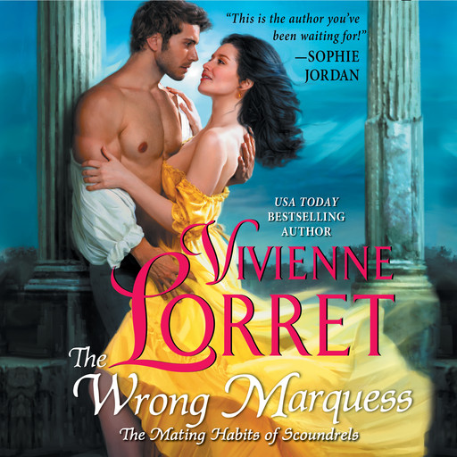 The Wrong Marquess, Vivienne Lorret