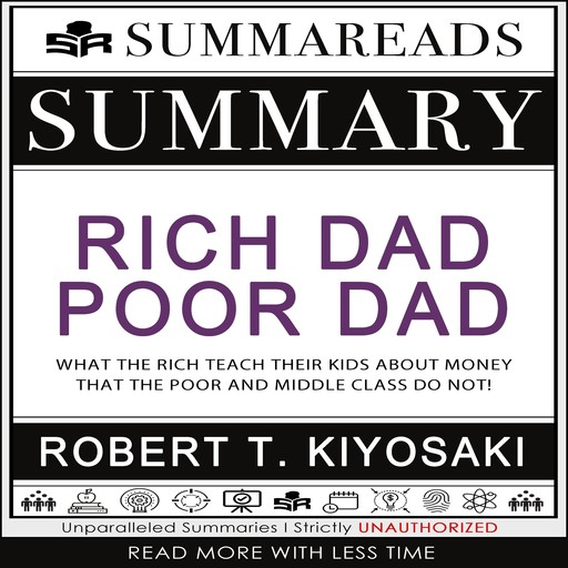Summary of Rich Dad Poor Dad, Summareads Media