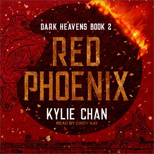 Red Phoenix, Kylie Chan