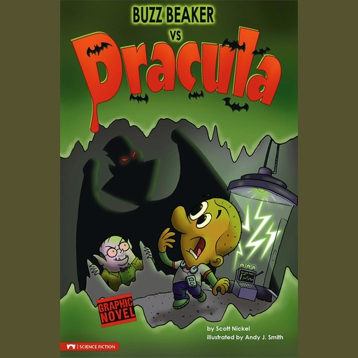 Buzz Beaker vs Dracula, Scott Nickel