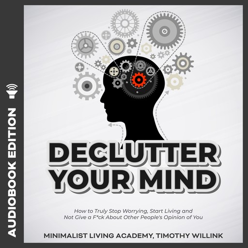 Declutter Your Mind, Timothy Willink