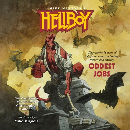 Hellboy, Christopher Golden, Various Authors