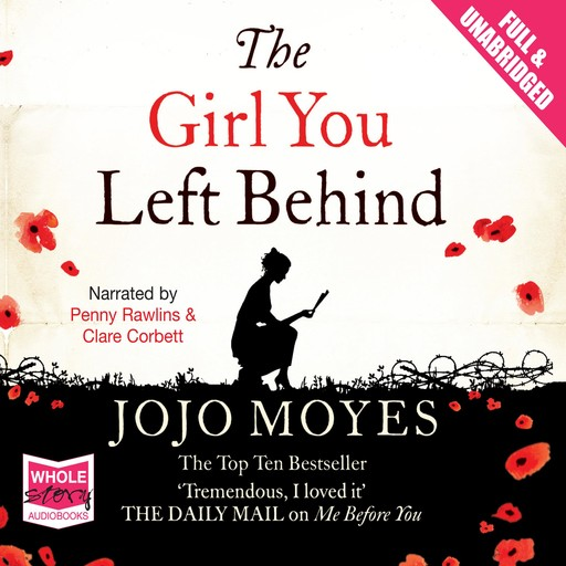 The Girl You Left Behind, Jojo Moyes