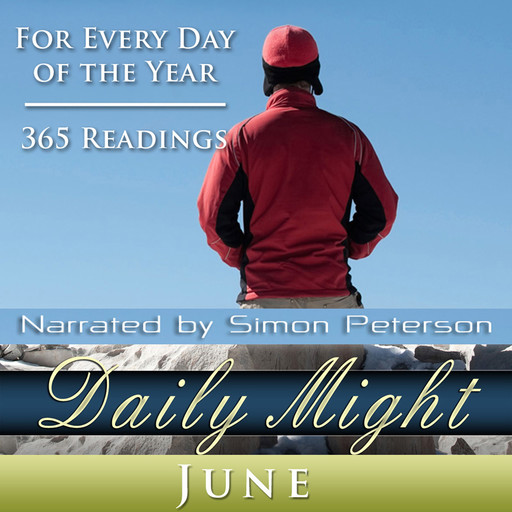 Daily Might: June, Simon Peterson