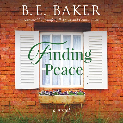 Finding Peace, Bridget E. Baker