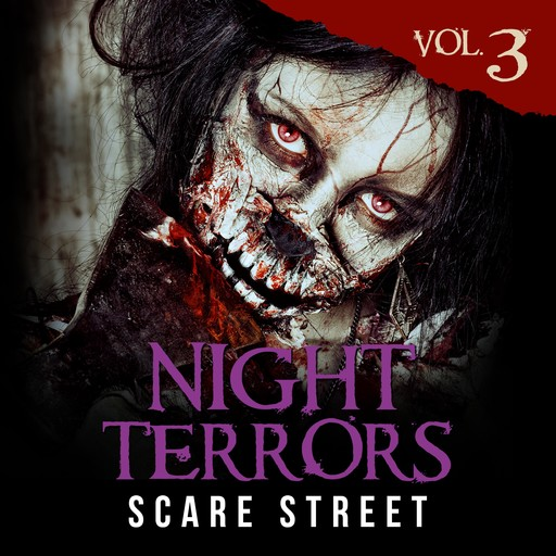 Night Terrors Vol. 3, Richard Beauchamp, Ron Ripley, Dustin Walker, Alethea Avery, Damir Salkovic, Daniel J. Bickley, Gordon Dunleavy, Jamie Zaccaria, Justin Boote, Matthew McKiernan, R.G. Evans, Spencer Koelle, Tim Jeffreys