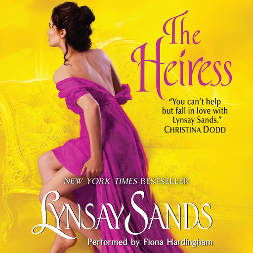 The Heiress, Lynsay Sands
