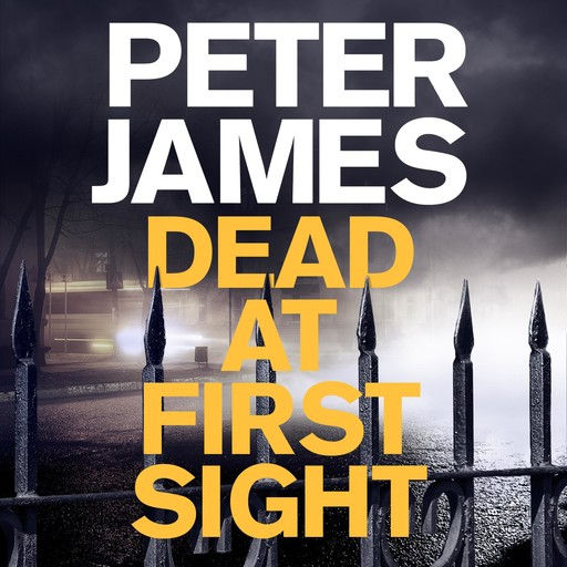 Dead at First Sight, Peter James