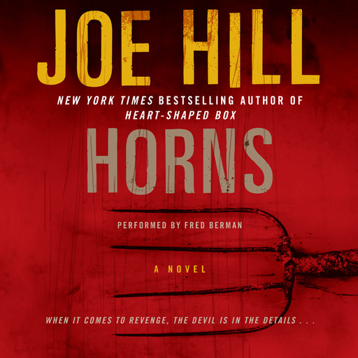 Horns, Joe Hill