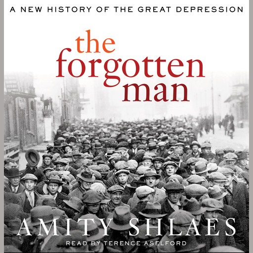 The Forgotten Man, Amity Shlaes