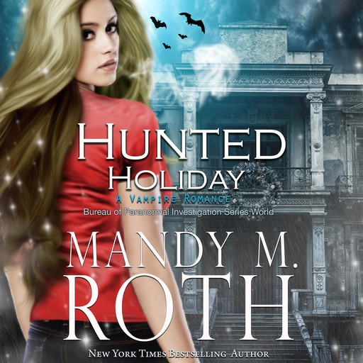 Hunted Holiday, Mandy Roth
