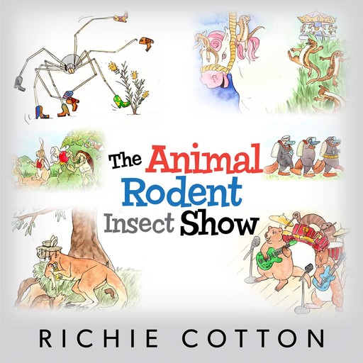 The Animal Rodent Insect Show, Richie Cotton