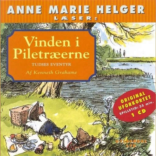 Vinden i Piletræerne 5 -, Kenneth Grahame