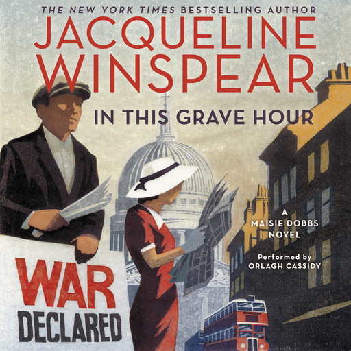 In This Grave Hour, Jacqueline Winspear
