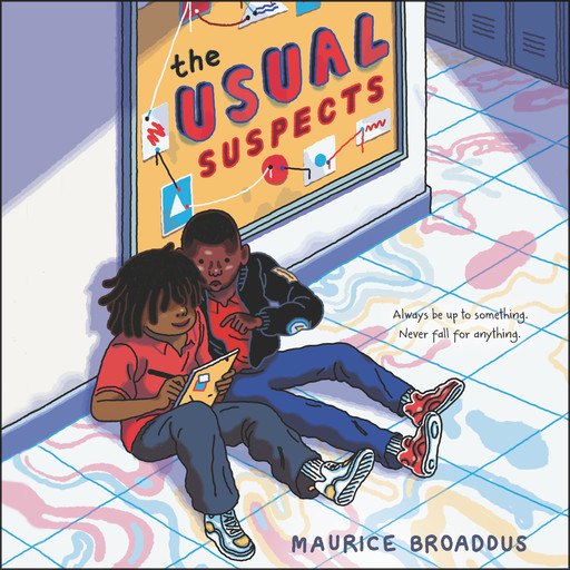 The Usual Suspects, Maurice Broaddus