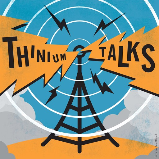 Thinium Talks #11 Jan Donkers, Thinium Audioboekproducties