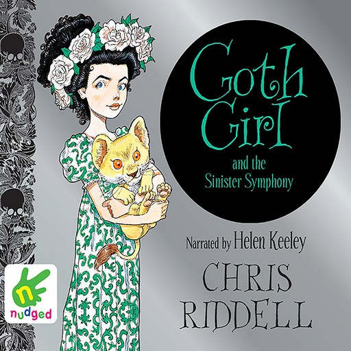 Goth Girl and the Sinister Symphony, Chris Riddell
