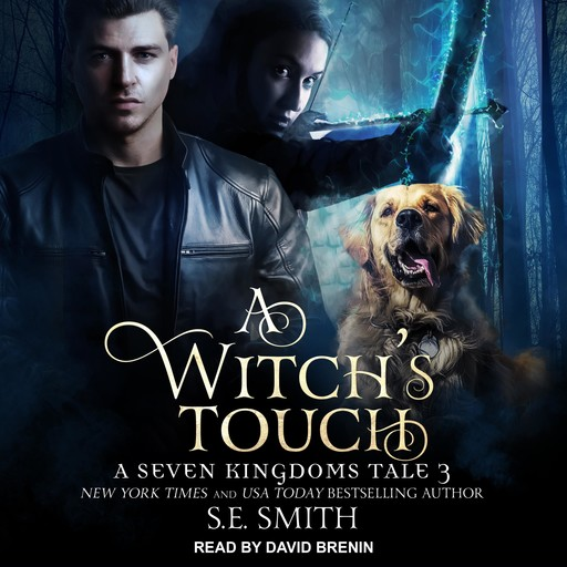 A Witch's Touch, S.E.Smith