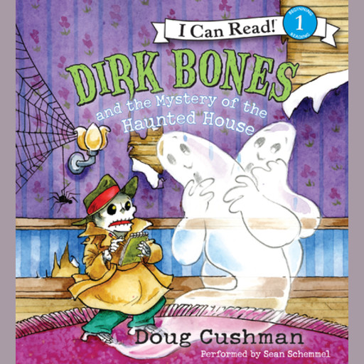 Dirk Bones and the Mystery of the Haunted House, Doug Cushman