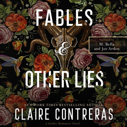 Fables & Other Lies, Claire Contreras
